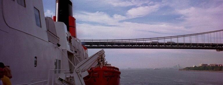 QE2 – Properly Crossing TheAtlantic